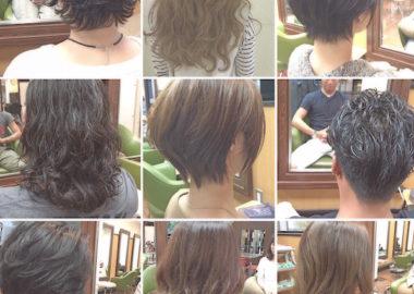札幌美容師 カット